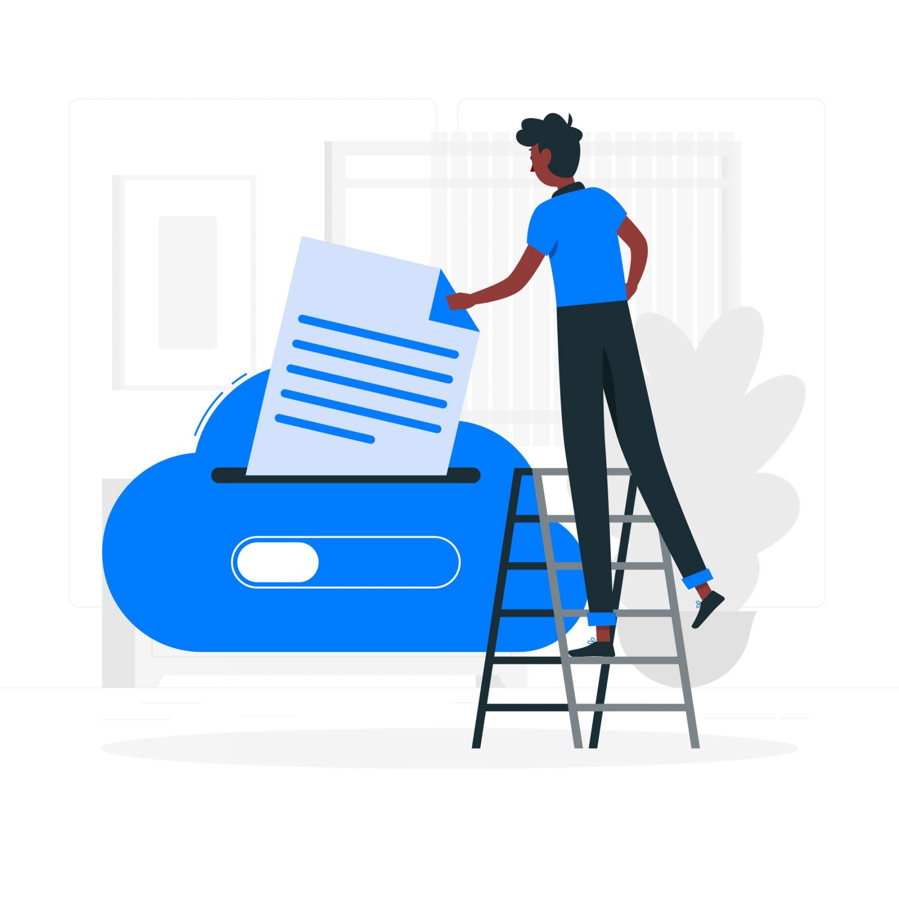 cloud ERP systeem