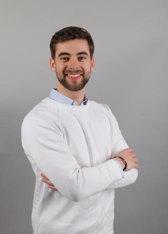 Salesforce Consultant Bart Blokzijl